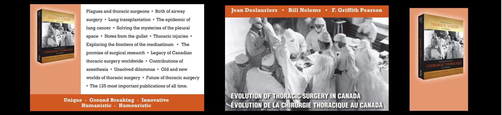 Evolution of Thoracic Surgery